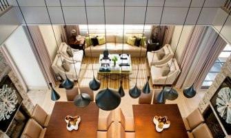 Contemporary Living Room Kimberley Seldon