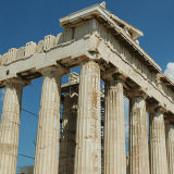 The Masterwork by Callikrates - The Parthenon of Athens