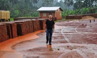 Randy Sovich architect in Cameroon